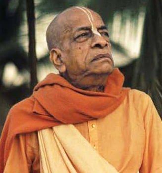 Srila Prabhupada (active principle)